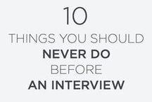 Tu trabajo a tu manera / En este tablero encontrarás tips para convertir tu pasion en un trabajo que te llene, a través de técnicas para encontrar trabajo o emprender