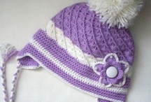Crochet hat, beanie, cap&Co patterns / by carmen knit&crochet