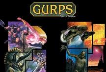 GAME • GURPS