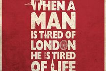 I ♥ the UK / It's where my heart is.