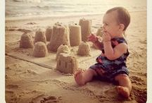 Fun in the Sand / Who doesn't love to play in the sand and build sandcastles?  / by South Beach Resort