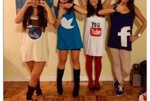 Costume Ideas / Ideas for group dress up