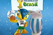 El #BrindisOficial de la Selección Argentinna / ¡Alentando a la Selección Argentina en el Mundial 2014!