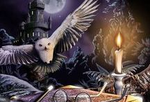 Dragons, Fairies & Fantasy Art