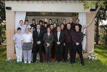 Nuestro equipo / Una familia formada por un gran equipo de profesionales a tu servicio que hacen posible que tu evento sea perfecto. http://www.olreylostruecos.com/quienes-somos