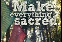 """☽☆☾You Grow Girl !!!☽☆☾ / """"Your sacred space is where you can find yourself again and again""""☽☮☾ Garden~Kitchen Green Witch...Sanctuary Zen/Buddhist/Spiritual/Bohemian/Gypsy/Pagan/Moroccan Patios, Birds/bird baths/bird houses ...Growing Veggies/Fruits/Flowers, Herbs, Spices, Succulent Air Plants, Fairy garden, gargoyles, bonsai, wind chimes, and more / by Robin Allecher"""
