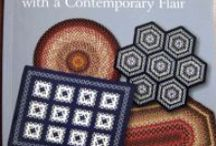 Braiding instructions / Current and old books and instructions on how to make a braided rug.