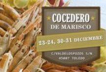 Cocedero propio de Marisco / Disponemos de nuestro propio Cocedero Tradicional de Marisco de Alta Mar sin conservantes. La mariscada es el plato por excelencia de la casa, por su calidad, su textura y su sabor.