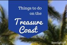 Attractions on the Treasure Coast / Looking for something to do in St. Lucie or Martin County? We have the most popular attractions for our area pinned here.
