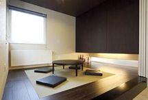 和室 WASHITSU / マンションの和室のイメージ