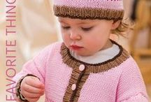 Knit it - Babies & Kiddies / Knitting patterns for the above