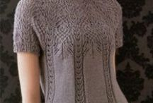 Knit it - Hitomi Shida / or in the style of......one of my favourite designers - so feminine and elegant