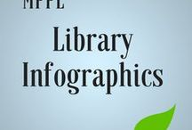 Library Infographics / An Infographic Love Story