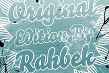 Original Edition By Rahbek - MEN