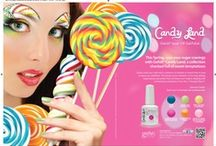 Gelish   Candy Land / Spring 2012 Collection