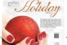 Gelish   Holiday /  Holiday 2012 Collection