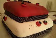 A ladybird first birthday party