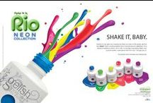 Gelish   Shake It In Rio / Neon Collection