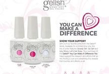 Gelish   You Can Make A Difference / BCA 2013 Collection