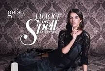 Gelish   Under Her Spell / Fall 2013 Collection