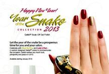 Gelish   Year of the Snake / Year of the Snake 2013 Collection