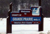 We love Grande Prairie AB & Area!