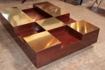 Bútor:Asztalok,lerakófelületek