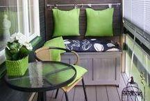 Garden:Balcony