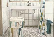 Bathroom / by Cécile Bob