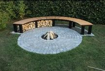 fire pit / inviting place to gather