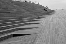 Accessibility. / Outdoor accessibility Inspiration and examples of how are Non slip timber decking has been used.