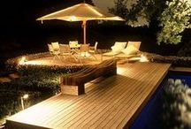Bridges. / Bridge inspiration and examples of how are Non slip timber decking has been used.