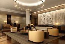 Belsőép:Hotel-Fogadótér