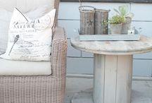 Outdoor | Space | Style / Green | modern balcony garden :)