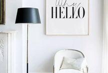 Interior | Unique | Style / Home design love
