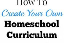 Homeschool Information and Ideas / This board contains all things for the homeschooler from information on how-to get started to curriculum ideas and resources.