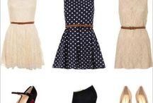 Outfits vestidos | verano
