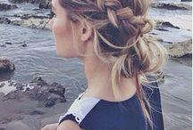 Playa | Outfit & Peinados