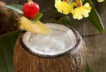 PIÑA COLODA GIRL / .ALOHA !!!! IT'S LUAU TIME IN COCONUT GROVE ! WHERE THE PIÑA COLADAS NEVER END ! OXO JOY..... / by Joylynne Nickles