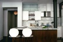 kitchens / I would enjoy preparing dinner with friends in these kitchens, some of these are by other architects and designers