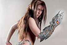 Witchblade / Witchblade art and cosplay