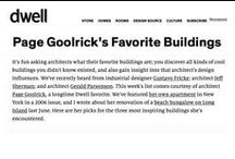 Dwell - Page's Favorite Buildings for Dwell