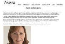 Page Goolrick for Nessen Lighting
