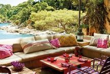 Garden & Yard Style / Inspiration for the patio, backyard, and outdoor living areas