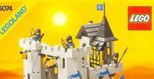 Lego Memories / Childhood toys