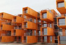 Container Living / by Ihab Eladawi