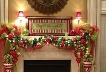 Christmas crafts & party ideas / by Tina Mccallum