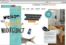 Webdesign we like! / Studio Koeck & IJ ontwerpt en illustreert. Van huisstijl tot website, van brochure tot compleet concept. Utrecht - www.studiokoeckenij.nl - @studiokoeckenij