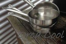 OrcaCool ✪ Pannen, pannen en nog eens pannen / Pannen, grillpan, koekenpan, kookpan, rvs, gietijzer, pots and pans