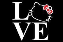 Hello Kitty / by Niv T